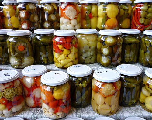 Fermented Food Recipes Sauerkraut